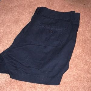 J Screw Dark Navy Chino Short